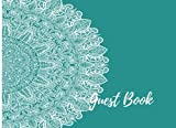 Guest Book: For Bathroom, Toilet, housewarming, home, house property rental. Free Layout. Use As You Wish For Names & Addresses, Sign In, Advice, Wishes, Comments, Predictions. (Guests)