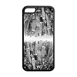AWU DIYdiy phone caseNew York City Collage Design Solid Rubber Customized Cover Case for iphone 4/4s 5c-linda83diy phone case