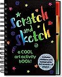 Scratch and Sketch: A Cool Art Activity Book! (Scratch & Sketch)