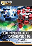Learning Oracle 11g for Mac [Download]