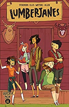 Lumberjanes #1 (of 8) (English Edition) por [Stevenson, Noelle, Ellis, Grace]