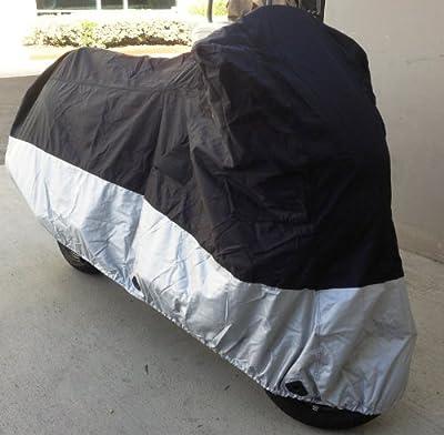 Scooter / Vespa Cover size L in Black