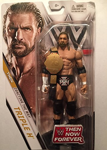 WWE Triple H Basic Action Figure - 3