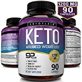 Best Fast Working Diet Pills - Keto Diet Pills - 1200MG Advanced Weight Loss Review