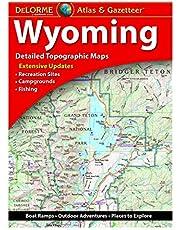 DeLorme Wyoming Atlas & Gazetteer (Delorme Atlas & Gazeteer)
