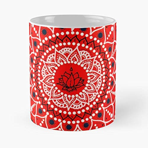 Amazon.com: Mandala Yoga Mandalas Zen - Best Gift Coffee ...