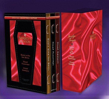 Read Online Sherrilyn Kenyon Audio Coffin Box Set   [SHERRILYN KENYON AUDIO COF 27D] [Compact Disc] PDF