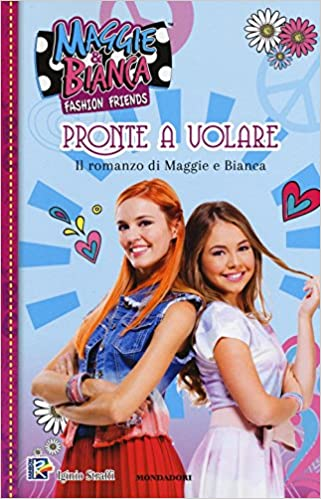 Amazon It Pronte A Volare Maggie Bianca Fashion Friends Libri