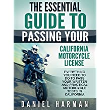 The Essential Guide to Passing Your California DMV Motorcycle License Tests