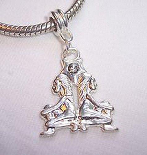 craft-spot-global-zodiac-gemini-twins-rhinestone-dangle-bead-for-silver-european-charm-bracelets-csg