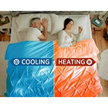 BedJet V2 Climate Control for Beds, Cooling Fan + Heating Air (Dual Temperature Zone - King Size)