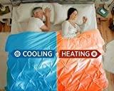 BedJet V2 Climate Comfort for Beds, Cooling Fan + Heating Air with Biorhythm Sleep Technology (Single Temperature Zone Any Size Mattress)
