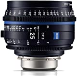 Zeiss 25mm T2.1 CP.3 Compact Prime Cine Lens (Feet) with Canon EF EOS Mount