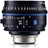 Zeiss CP.3 25mm T2.1 Compact Prime Cine Lens (Feet) with Canon EF EOS Mount