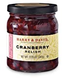 Harry and David country cranberry relish, 10-oz., glass jar by Harry & David