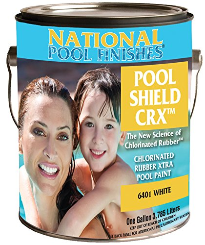 - Pool Shield CRX Chlorinated Rubber Xtra - Royal Blue