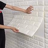 Smart-Panel 3D Brick Wall Stickers Self-adhesive