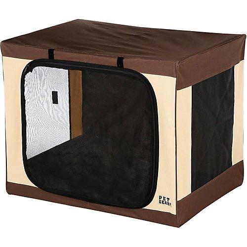 Travel-Lite Soft Crate - Sahara (Pet Gear Travel Lite Dog Crate)