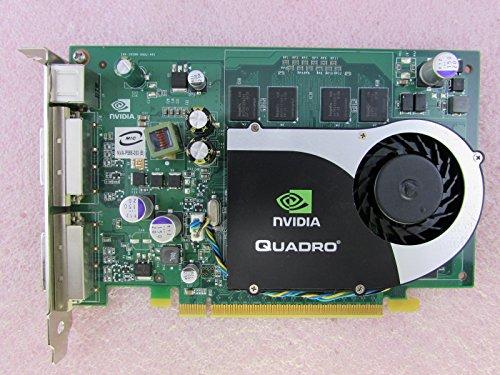 HP 454317-001 456135-001 NVIDIA QuadroFX 1700 512MB DDR2 PCIe x16 Video Card
