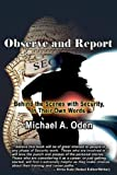 Observe and Report, Michael Oden, 097855096X