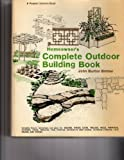 img - for Homeowners Complete Outdoor Building Boo book / textbook / text book