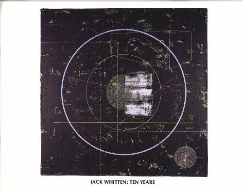 Books : Jack Whitten: Ten Years 1970-1980
