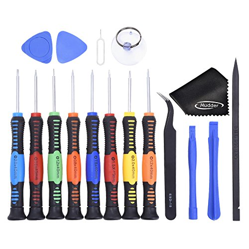 Mudder Opening Screwdriver Macbook Assorted
