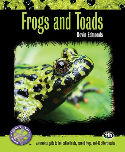 Frogs and Toads (Complete Herp Care) by Devin Edmonds (2011-02-01)