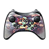 Pixie Lady Fairytale Printed Design Wii U Pro Controller Vinyl Decal Sticker Skin by Smarter Designs