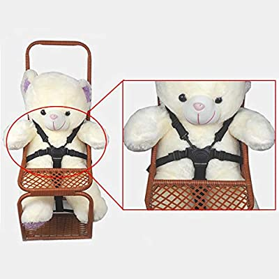 SZATS Universal Baby 5 Point Harness Belt for Stroller High Chair Pram Buggy Children Kid Pushchair and Safety Harness