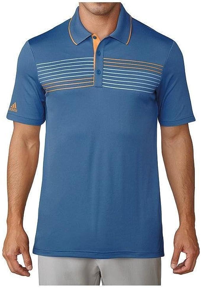 adidas Cd3317 Polo de Golf, Hombre: Amazon.es: Ropa y accesorios