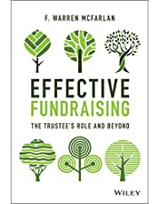 Effective Fundraising: The Trustees Role and Beyond