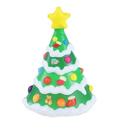 Ecmqs Style De Noël Adulte Des Gamins Squeeze Toy Dessin Animé