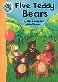 Five Teddy Bears, Anne Adeney, 0778738531