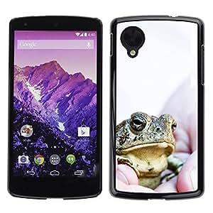 YOYO Slim PC / Aluminium Case Cover Armor Shell Portection //Boss Frog //LG Google Nexus 5