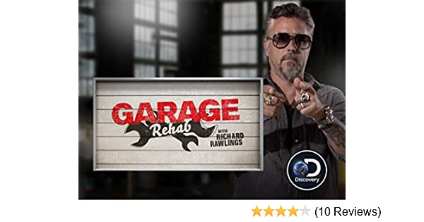 922c038954 Amazon.com  Watch Garage Rehab Season 1