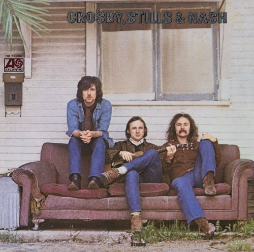 Crosby, Stills & Nash (Crosby Stills Nash And Young Box Set)