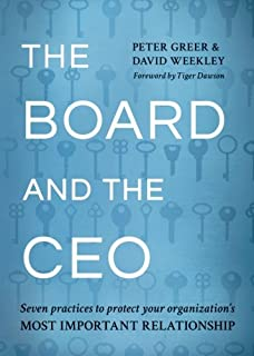 The Nonprofit Secret: The Six Principles of Successful Board/CEO Partnerships
