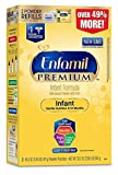 Enfamil PREMIUM Non-GMO Infant Formula, Powder 33.2 Refill Box - Pack of 4