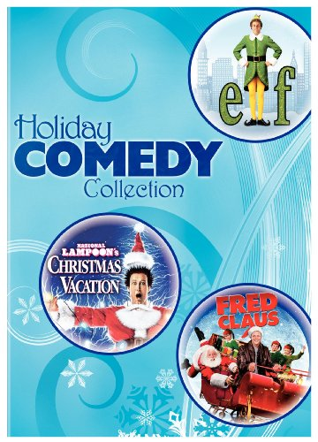 Holiday Comedy Collection (Elf / National Lampoon's Christmas - Chevy Chase Dvd Collection