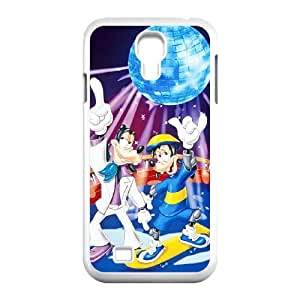 Samsung Galaxy S4 9500 Cell Phone Case White Extremely Goofy Movie, An K5V5B