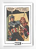 2014 Marvel 75Th Archive Cut #Ga8 Captain America Bucky Golden Age Comic Panel