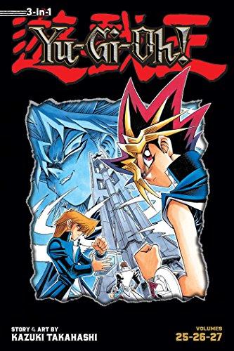 Yu-Gi-Oh! (3-in-1 Edition), Vol. 9: Includes Vols. 25, 26 & 27 [Kazuki Takahashi] (Tapa Blanda)