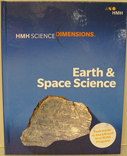 HMH Science Dimensions: Earth & Space Science