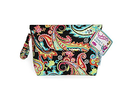 Sister Chic Tushy Tote Diaper and Wipes Case, Patty ()