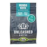 Unleashed Coffee - Mundo Novo - Roasted Coffee, Fair Trade, Small Batch, Farm to Table, Sold by the Farmer