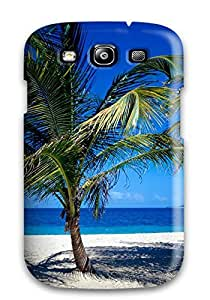 Awesome St. Croix Us Virgin Islands Flip Case With Fashion Design For Galaxy S3
