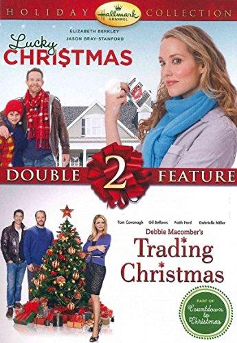 Hallmark Double Feature (Lucky Christmas/Trading Christmas) -  DVD, Elizabeth Berkley
