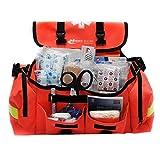 Andrews Corner Trauma Bag First Aid Medical Emergency Disaster Supplies Kit Rescue Equipment EMT EMS