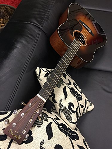 Martin D-18 Dreadnought Acoustic Guitar Sunburst - Martin Sunburst Guitar